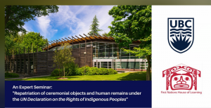UBC Hosts Seminar on Implementing the Right to Repatriation under the Declaration