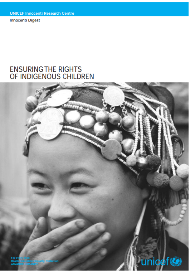 Ensuring the Rights of Indigenous Children